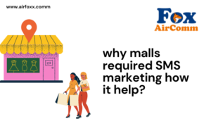 why malls required sms marketing