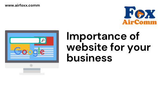 Importance of website for your business
