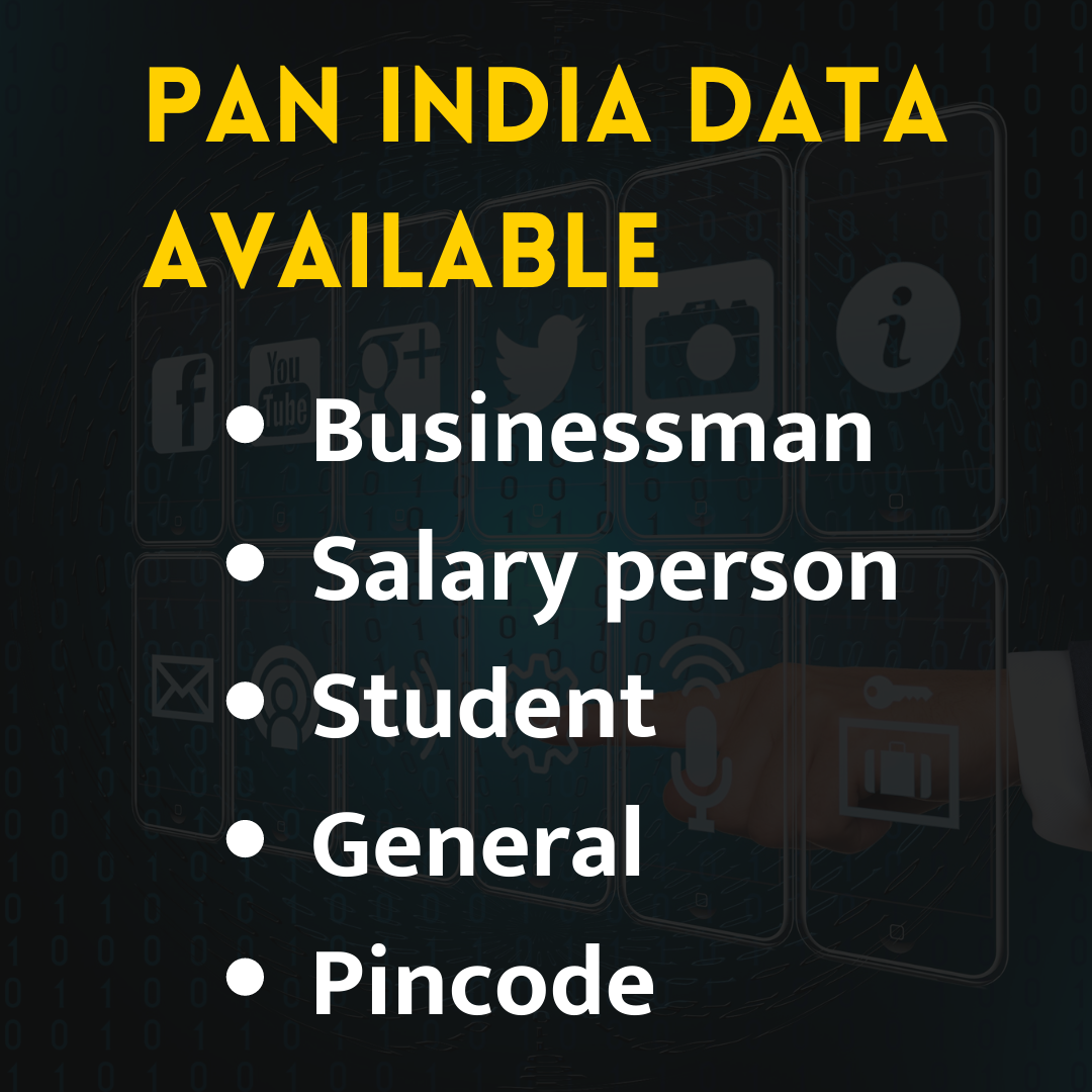 all india database available
