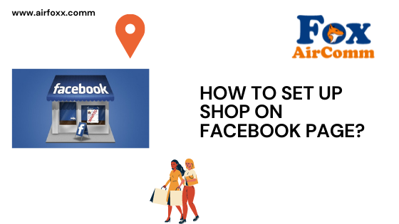HOW TO SETUP SHOP ON FACEBOOK PAGE
